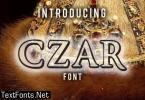 Czar Font