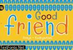 Goodfriend Font