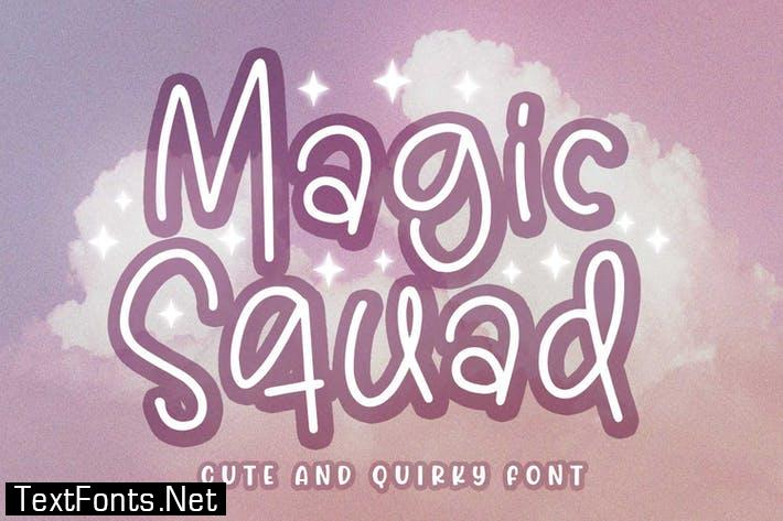 Magic Squad Cute and Quirky