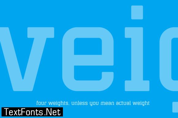 Mensura Family Font5