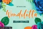 Wondiletta - Lovely Craft