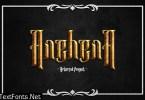 Anehena Font