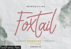 Foxtail Handwriting Font