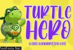 Turtle Hero Font