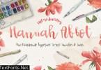 Hannah Abbot Font
