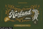 Harland VIntage & Cartoon Pack