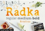 Radka Font