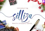 Silliza Script Font