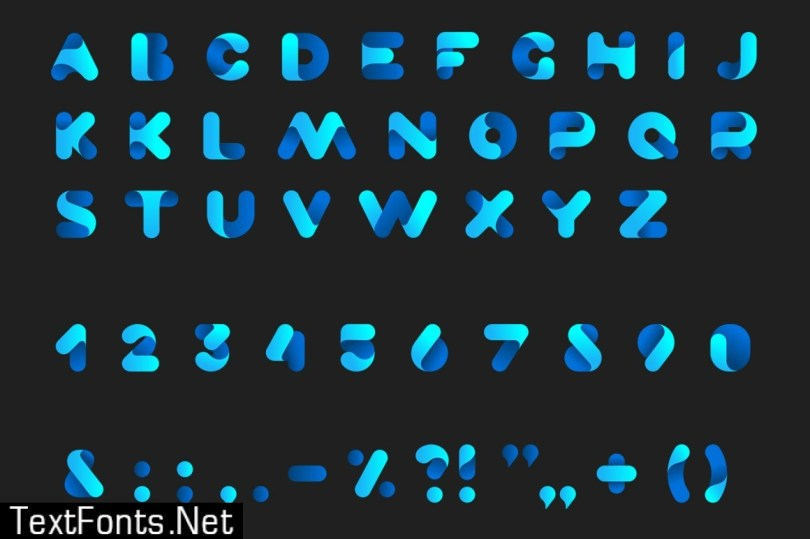 Airy font 560191