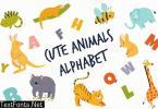 Alphabet Animals for Little Ones