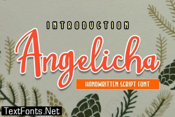 Angelicha Font