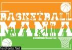 Basketball Mania Font