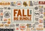 Big Fall Bundle - Thanksgiving Farmhouse