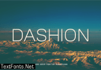 Dashion Font