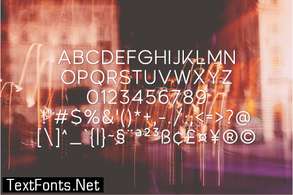 Fanatrike Font