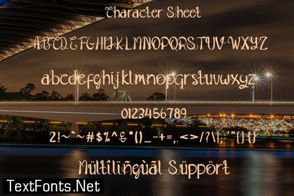 Goodwill Font