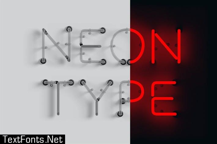 Neon Type