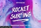 Rocket Surfing Font + Extras 584121