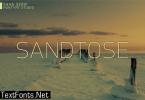 Sandtose Font
