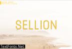 Sellion Font