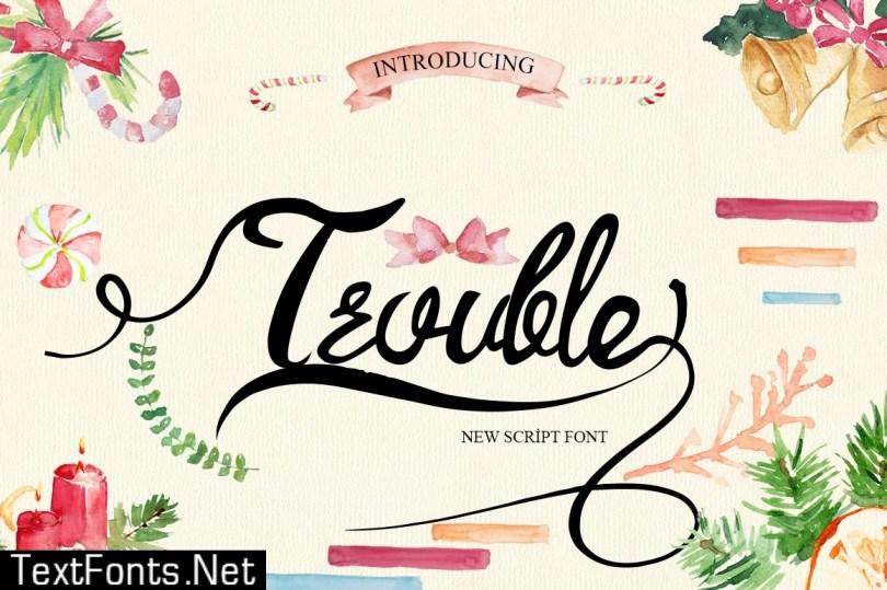 Trouble Script 493147