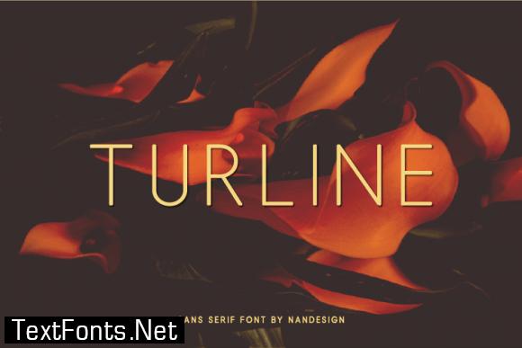 Turline Font