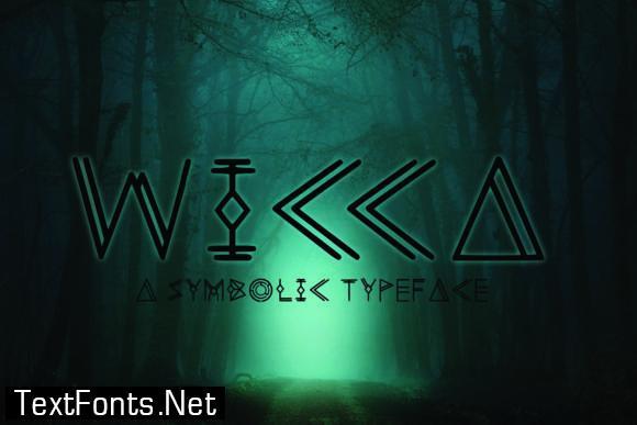 Wicca Font