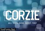 Corzie Font