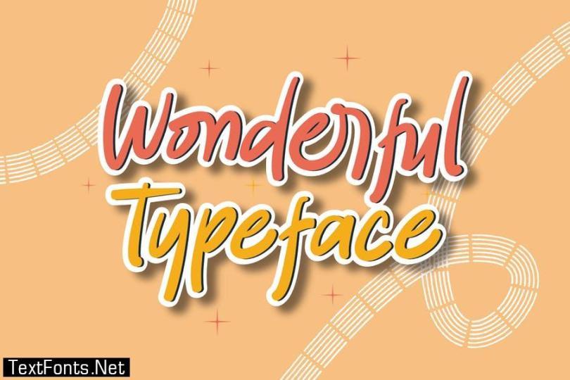 DS Tomket Boys - Playful Typeface