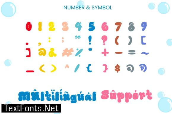 Gembila Font
