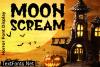 Moon Scream Font