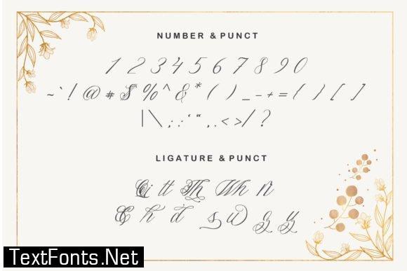 Title Fridey Font
