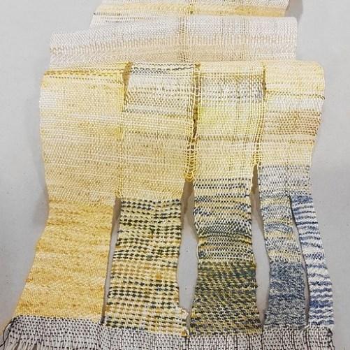 Masterclass weven met linnen