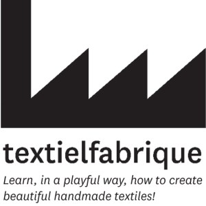 Textielfabrique. Learn, in a playful way, how to create beautiful handmade textiles!