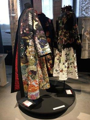 moderne kimono's