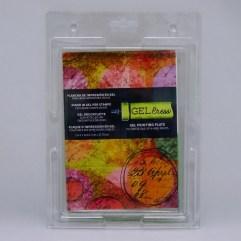 """Textielverf en meer Gel Press 5x7"""""""