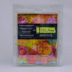 """Textielverf en meer Gel Press 8x10"""""""