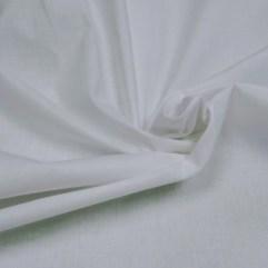 Textielverf en meer katoenen lakenstof 240cm wit