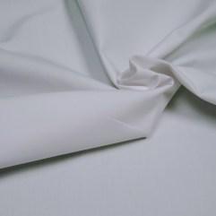 Textielverf en meer katoenen poplin 150cm wit