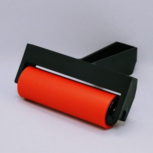 Textielverf en meer lino roller 9,5 cm