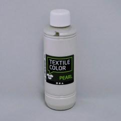 Textielverf en meer Textile Color Pearl wit 250ml