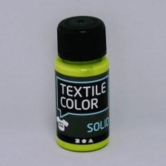 Textielverf en meer Textile Color Solid kiwi groen 50ml