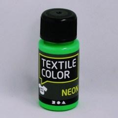 Textielverf en meer Textile Color Neon groen 50ml