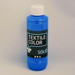 Textielverf en meer Textile Color Solid blauw 250ml