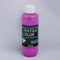 Textielverf en meer Textile Color Solid fuchsia 250ml