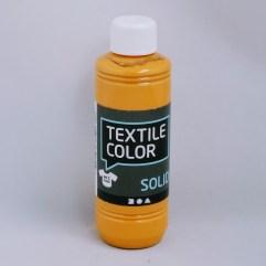 Textielverf en meer Textile Color Solid oranje 250ml
