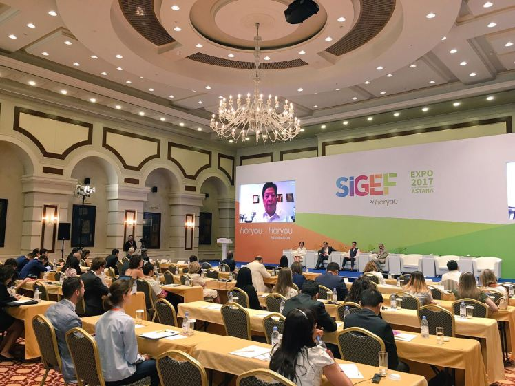 SIGEF 2017 - Smart Cities panel