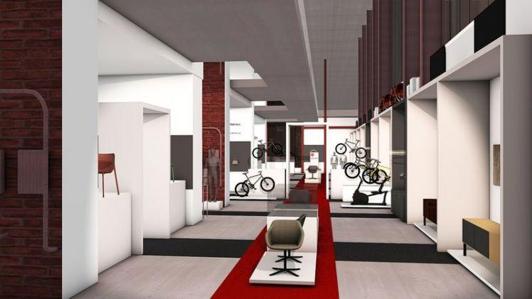 Red Dot Design Museum Essen | Industrial Design Highlights Red Dot Design Museum Essen Presents