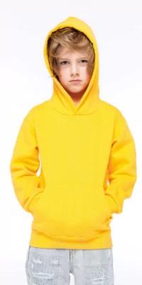 sweat shirt enfant capuche hoodie