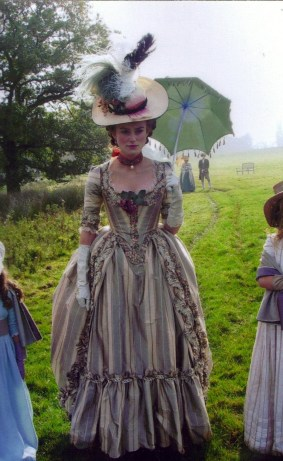The Duchess, Kiera In Day Costume